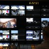 Photo - Zachary Jensen watches the feeds in the NBA World Feed truck during Game 1 of the NBA Finals between the Oklahoma City Thunder and the Miami Heat at Chesapeake Energy Arena in Oklahoma City, Tuesday, June 12, 2012. Photo by Sarah Phipps, The Oklahoman
