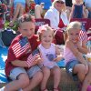Ryan, Rylee & Raegan Reece watching the Edmond 4th of July Parade. Community Photo By: britt reece Submitted By: michael, edmond