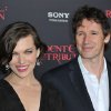 """Photo -   Milla Jovovich, left, and Paul W.S. Anderson attend the US premiere of """"Resident Evil: Retribution"""" at Regal Cinemas L.A. Live on Wednesday, Sept. 12, 2012 in Los Angeles. (Photo by Richard Shotwell/Invision/AP)"""