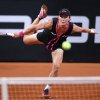 Australian Samantha Stosur serves against Russia\'s Maria Sharapova during their quarterfinal match at the Porsche tennis Grand Prix in Stuttgart, Germany, Friday, April 27, 2012. (AP Photo/Michael Probst) ORG XMIT: PSTU120