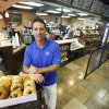 Wayne Hansen, co-owner of Old School Bagel Cafe at May and Hefner, saved his family $400 a month by rolling off his wife's employer-sponsored health insurance and turning to doctors in a new Oklahoma fee-for-service startup for his primary medical needs. Photo by Steve Gooch, The Oklahoman