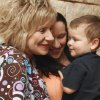 Abby Hudgins (center) and her 19-month-old son Horus meet with Norman Healthplex NIC nurse Lesa Lewis at the hospital on Wednesday, May 5, 2010, in Norman, Okla. Photo by Steve Sisney, The Oklahoman