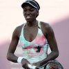 Photo - In this photo released by Foto Arena, U.S. tennis player Venus Williams reacts during her semifinal game with Russia's Olga Puchkova at the WTA Brasil Tennis Cup in Florianopolis, Brazil, Friday, March 1, 2013. Puchkova won 2-1. (AP Photo/Cristiano Andujar-Foto Arena)