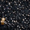 Rabbi Zalman Teitelbau, leader of the Satmar Orthodox Jewish community, speaks during the funeral of two expectant parents who were killed in a car accident, Sunday, March 3, 2013, in the Brooklyn borough of New York. A driver struck the car the couple were riding in early Sunday morning, killing both parents while their baby, who was born prematurely, survived and is in critical condition. (AP Photo/John Minchillo)