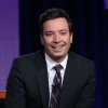 "Photo - This photo released by NBC shows Jimmy Fallon who will be the new host of ""Tonight Show Starring Jimmy Fallon"".  (AP Photo/NBC, Chris Haston)"