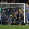 Photo - Chelsea's Fernando Torres, right, scores a goal as Manchester City's goal keeper Joe Hart, left, watches during the English Premier League soccer match between Chelsea and Manchester City at Stamford Bridge Stadium in London, Sunday, Oct. 27, 2013. (AP Photo/Kirsty Wigglesworth)