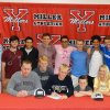 Yukon's Branden Brus signs to play soccer at ORU