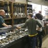 Photo - The Heartland Outdoors store is open in Edmond, OK, Tuesday, Sept. 22, 2009. They will have an air-conditioned gun range, the only one in Okla, which will open in October. By Paul Hellstern, The Oklahoman ORG XMIT: KOD