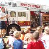Midwest City firefighters teaching the importance of fire safety. Community Photo By: Casey Rooney Submitted By: Casey, Oklahoma city