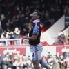 Photo - West Ham United's Kevin Nolan celebrates his goal against Swansea City during their English Premier League soccer match at Upton Park, London, Saturday, Feb. 1, 2014. (AP Photo/Sang Tan)