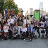 Oklahoma City Roller Derby at the OKC Halloween Parade by Zak Byrne #newsoknow #Life