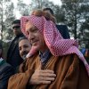 In this photo provided by Turkish Prime Minister\'s Press Service, Turkish Prime Minister Recep Tayyip Erdogan addresses residents of a Turkish village near the Syrian border in Sanliurfa, Turkey, Sunday, Dec. 30, 2012. Erdogan repeated a call on Syrian President Bashar Assad to step down. (AP Photo/Kayhan Ozer)
