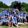 2006 Sam Noble Oklahoma Museum of Natural History Teen Volunteers: Front Row (left to right) Rainy Fox-Ford, Amber Rowland, Keaton Draper, Melinda Fuson; Second Row: Josh Maness, Douglass Lautzenheiser, Kaysi Brumit, Camille Milton, Madeleine Milton, Megan Shuman, Jordan Moore, Leah Hays, Emily Redman; Third Row: Stephan Jones, Johnny Irons IV, Gabriella Wisdom, Paul Weider, Tanner Nees; Back Row: Jacob Johnson, Michael Armor. Community Photo By: Mervin Barnes Submitted By: Linda, Norman