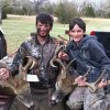 Proud Sons! 180 lb by 13 year old on Youth Hunt.