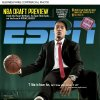 Photo - The new issue of ESPN The Magazine is on sale now featuring former Kansas State University college basketball player Michael Beasley on the cover. (Photo: Business Wire) ORG XMIT: BW32