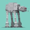 Star Wars' most iconic vehicles, illustrated