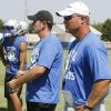 Photo -  Guthrie coach Rafe Watkins won his 100th game at the school last week. PHOTO BY PAUL HELLSTERN, THE OKLAHOMAN ARCHIVE