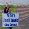 Jodi Lewis was elected as the first female and youngest City Councilman in Piedmont. Community Photo By: Vicki Eckerd Submitted By: Vicki, Edmond