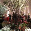 FIRST LADIES GALA....Flowers, flowers, flowers. (Photo by Helen Ford Wallace).