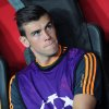 Photo - Real Madrid's Gareth Bale awaits the start of their Champions League Group B soccer match with Galatasaray in Istanbul, Turkey, Tuesday, Sept. 17, 2013. (AP Photo)