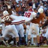 """Former OU safety Roy Williams\' brilliant defensive play in the 2001 Red River Rivalry earned him the nickname """"Superman."""" PHOTO BY PAUL HELLSTERN, THE OKLAHOMAN ARCHIVE"""