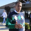 Speaker John Boehner talks with reporters outside Ronald Reagan Lodge after voting, Tuesday, Nov. 6, 2012, in West Chester, Ohio. After a grinding presidential campaign, Americans head into polling places across the country. (AP Photo/Al Behrman)