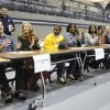Signing Day at Edmond North High School, February 3, 2010.. Photo by David McDaniel, The Oklahoman