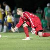 Photo -  May 10, 2014: Jon Kempin competes as the OKC Energy FC play the Orange County Blues FC in a USL Pro game at Pribil Stadium in Oklahoma City, Oklahoma. Photo by Steven Christy, Oklahoma City Energy FC  <strong>Steven Christy -  Steven Christy </strong>