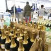 Photo - New Year's Eve is Monday, and Byron's Liquor Warehouse, 2322 N Broadway, expects to sell 3,000-4,000 bottles of Champagne and sparkling wine.Photos by PAUL HELLSTERN, The Oklahoman