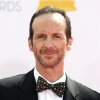 Denis O\'Hare arrives at the 64th Primetime Emmy Awards at the Nokia Theatre on Sunday, Sept. 23, 2012, in Los Angeles. (Photo by Matt Sayles/Invision/AP)