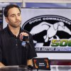 Photo -  Jimmie Johnson returned to the track still mourning the loss of his brother-in-law in a skydiving accident. Jordan Janway, a Muskogee native, died in a skydiving accident. AP photo   Mike Stone -  AP