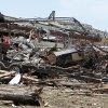 Plaza Towers Elementary is not recognizable following Monday\'s tornado on Wednesday, May 22, 2013 in Moore, Okla. Photo by Steve Sisney, The Oklahoman