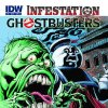 "Photo - The cover to ""Ghostbusters: Infestation"" No. 2. IDW Publishing photo. <strong></strong>"