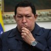 ALTERNATIVE CROP OF XFLL103,- In this photo released by Miraflores Press Office, Venezuela\'s President Hugo Chavez kisses a crucifix during a televised speech form his office at Miraflores Presidential palace in Caracas, Venezuela, Saturday, Dec. 8, 2012. Chavez announced Saturday night that his cancer has returned and that he will undergo another surgery in Cuba. Chavez, who won re-election on Oct. 7, also said for the first time that if his health were to worsen, his successor would be Vice President Nicolas Maduro.(AP Photo/Miraflores Press Office, Marcelo Garcia)