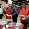 The Norman senior citizen\'s center Valentine\'s Day party Thursday Feb. 12, 2009. BY JACONNA AGUIRRE, THE OKLAHOMAN