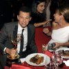 Jon Cryer, with his award for outstanding leading actor in a comedy series for