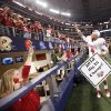 OU\'s Kenny Stills celebrates after winning the Big 12 football championship game between the University of Oklahoma Sooners (OU) and the University of Nebraska Cornhuskers (NU) at Cowboys Stadium on Saturday, Dec. 4, 2010, in Arlington, Texas. Photo by Bryan Terry, The Oklahoman