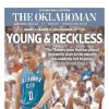 The Oklahoman, June 18, 2012, after the Thunder\'s 91-85 Game 3 loss to the Miami Heat in the NBA Finals.