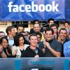 Facebook founder, Chairman and CEO Mark Zuckerberg, center, rings the Nasdaq opening bell May 18 from Facebook headquarters in Menlo Park, Calif. AP Archives Photo