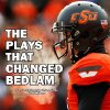 BEDLAM\'S UNHERALDED PLAYS Saturday\'s dramatic ending to the Bedlam game — three touchdowns in the final two minutes that ended with a 33-24 Oklahoma win over Oklahoma State — mostly overshadowed a first 58 minutes that had plenty of tide-turning plays of its own. Here\'s a look at 9 unheralded plays that changed Bedlam and led to the frenetic finish, beginning with the very first play from scrimmage. TEXT BY RYAN ABER AND GINA MIZELL, Staff Writers PHOTOS BY CHRIS LANDSBERGER, NATE BILLINGS, BRYAN TERRY AND SARAH PHIPPS, The Oklahoman