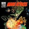 "Photo - ""Mars Attacks!"" issue No. 2 from IDW is shown. It is among several comic books focusing on the red planet. PHOTO PROVIDED"
