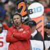 Photo - Ohio State head coach Urban Meyer watches fron the sideline during the second half of an NCAA college football game against Purdue in West Lafayette, Ind., Saturday, Nov. 2, 2013. Ohio State defeated Purdue 56-0. (AP Photo/Michael Conroy)