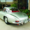 This 1955 Mercedes-Benz 300 SL Gullwing Coupe was sold last month by Oklahoma City auto dealer Bob Howard. Photo provided