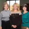 Beverly Stash (Sherri Coale\'s mother), Sherri Coale, Darla deSteiguer. Photo by David Faytinger__ __