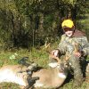 Justin Mauldin of Tuttle and youth season buck