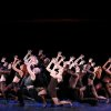 """Photo -  The cast of """"Chicago"""" performs """"All That Jazz."""" Photo by Paul Kolnik"""