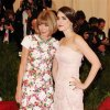 Anna Wintour, left, and Bee Shaffer attend The Metropolitan Museum of Art\'s Costume Institute benefit celebrating