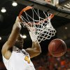 Oklahoma State\'s Brian Williams (4) dunks the ball during a men\'s college basketball game between Oklahoma State University (OSU) and the University of Texas at Gallagher-Iba Arena in Stillwater, Okla., Saturday, March 2, 2013. OSU won, 78-65. Photo by Nate Billings, The Oklahoman