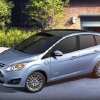 This undated image made available by Ford shows the 2013 Ford C-Max Energi. (AP Photo/Ford)