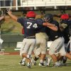 Heritage Hall high school intersquad scrimmage. Friday, August 15, 2014. Photo by Doug Hoke, The Oklahoman
